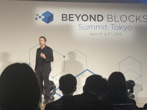 【BeyondBlocks初日レポート】Skycoin Brandon Synth氏 ブロックチェーンの未来とその課題