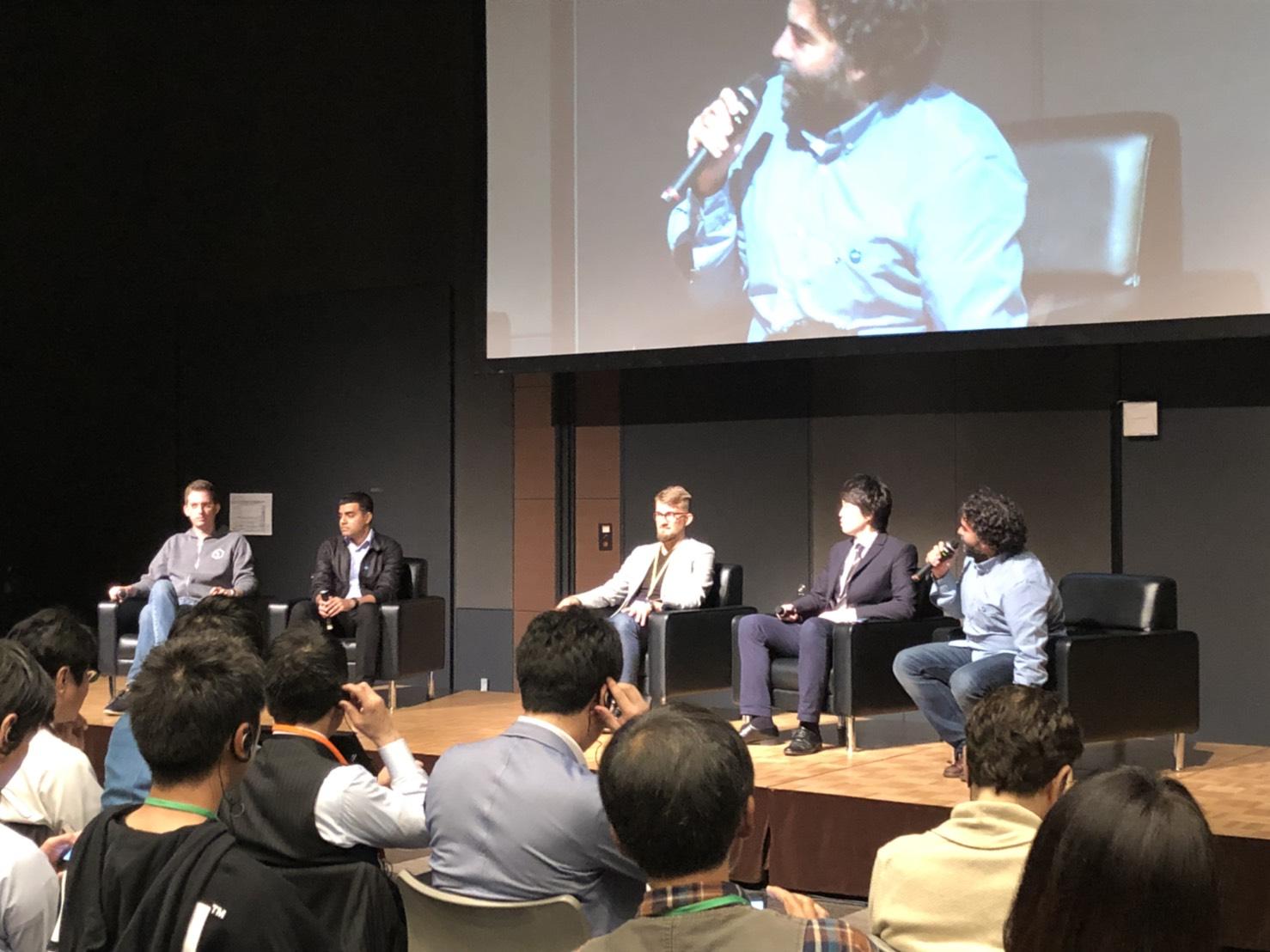 【RSK Blockchain Conferenceレポート】パネルディスカッション「私たちの世界を変えるアプリケーション」