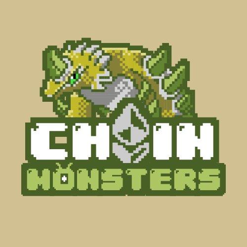 【dApps】ポ○モン系RPGゲーム Chain Monstersの紹介