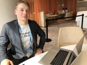 【d10e】DateCoin CEO Nikitaへプロジェクトインタビュー