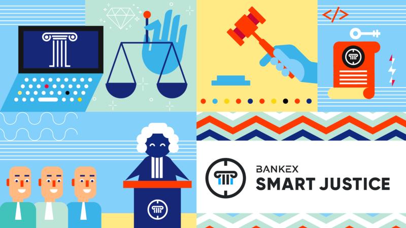 ブロックチェーンを利用した裁判システムBANKEX Smart Justiceが正式サービス開始