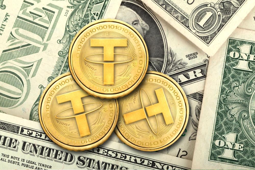 テザーの監査結果が発表され、十分なドル資金が証明されるも正式ではない