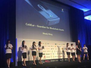 【イベントレポート】Coldlar(風神Wallet):安全に仮想通貨ライフを送るために