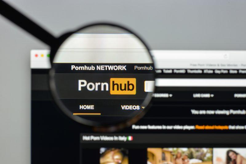 Pornhubにおける仮想通貨決済は全体の1%未満だと報じられる