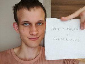Vitalik Buterin(ヴィタリック・ブテリン)って誰?Ethereumを生んだ天才の人生とは