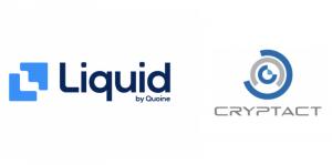 国内取引所 QUOINEとクリプタクトが連携!仮想通貨の損益計算サービスをQUOINEユーザーに提供