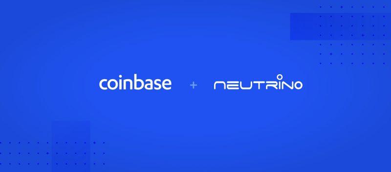 米国大手取引所CoinbaseがNeutrinoを買収と発表、セキュリティ強化へ乗り出す!