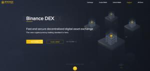 Binanceが独自チェーンBinance Chain と Binance DEXのテストネットをローンチ