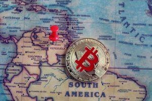ベネズエラでのビットコイン取引高が過去最高水準に