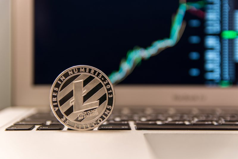 Litecoinが時価総額4位にランクイン!Beamとの提携を受けて価格が30%以上の上昇!