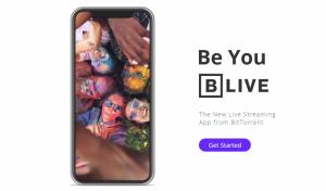 BitTorrent(ビットトレント)、TikTok対抗のライブストリーミングアプリ「BitTorrent Live」を発表