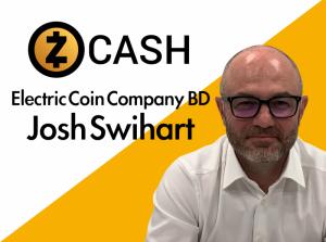 Zcash BD Joshが語る『匿名技術が持つ可能性とは?』 Zcash Business Developer Josh Swihart氏へインタビュー