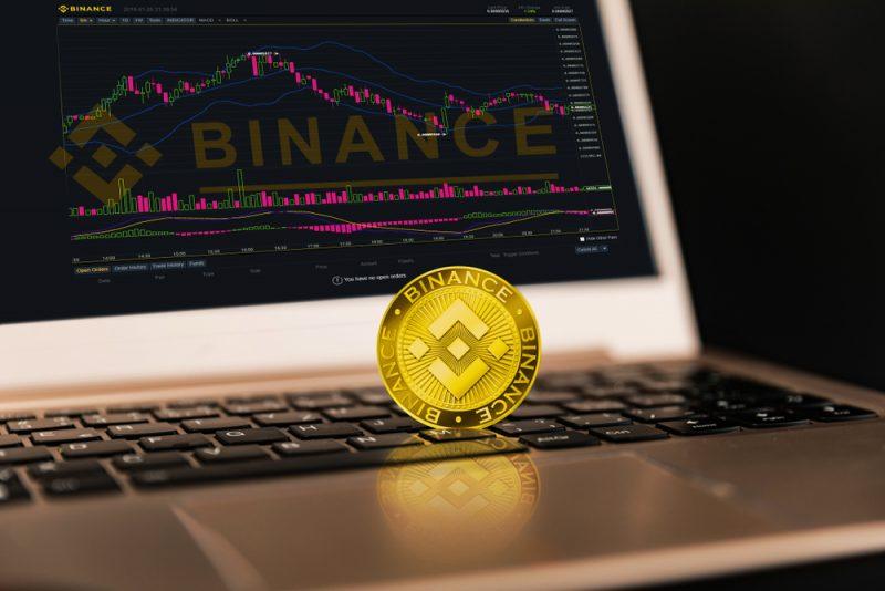 Binance Coin ($BNB) が一時2800円を突破し、価格と時価総額ともに過去最高値を更新