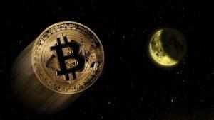 ビットコインは一時的に日本円で60万に到達!24時間の取引高は今年度で最大を記録