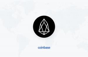 EOSがCoinbase(コインベース)に上場