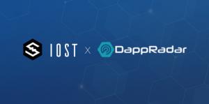 世界最大のDAppsデータプラットフォーム『DAppRadar』がIOSTと提携!総額500,000IOSTのエアドロップキャンペーンも実施