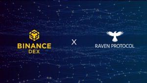 Raven ProtocolのIDO、トークンは即完売・価格は現在約2倍近くに
