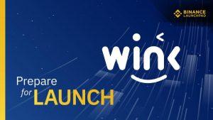 WINk ($WIN)がBinanceに上場 IEOセール価格の3.5倍あたりを推移