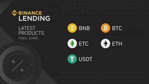 Binance(バイナンス)が仮想通貨レンディング第4弾の実施を発表
