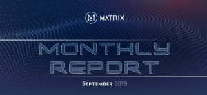 Matrix AI Networkが2019年9月版の活動報告書を公開