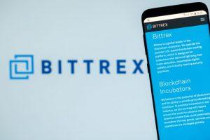 Bittrex Internationalが31箇所の地域で事業を停止