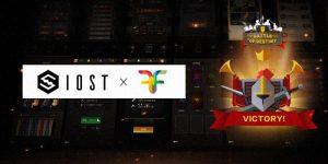 IOST、FoundGameとのパートナーシップを発表