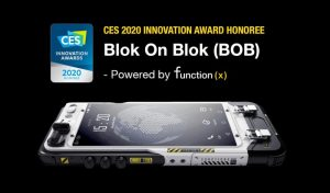 PundiXが世界初ブロックチェーン搭載スマートフォンBlok on Blok(BOB)をCampfireにて先行販売開始