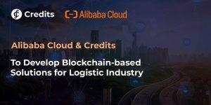 Credits.comとアリババ・クラウドが共同でブロックチェーン関連事業を中国で開始