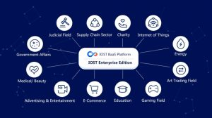 IOSTがエンタープライズに向けたブロックチェーン・クラウドベース・インフラ Blockchain-as-a-Service(BaaS) IOST BaaSを開始