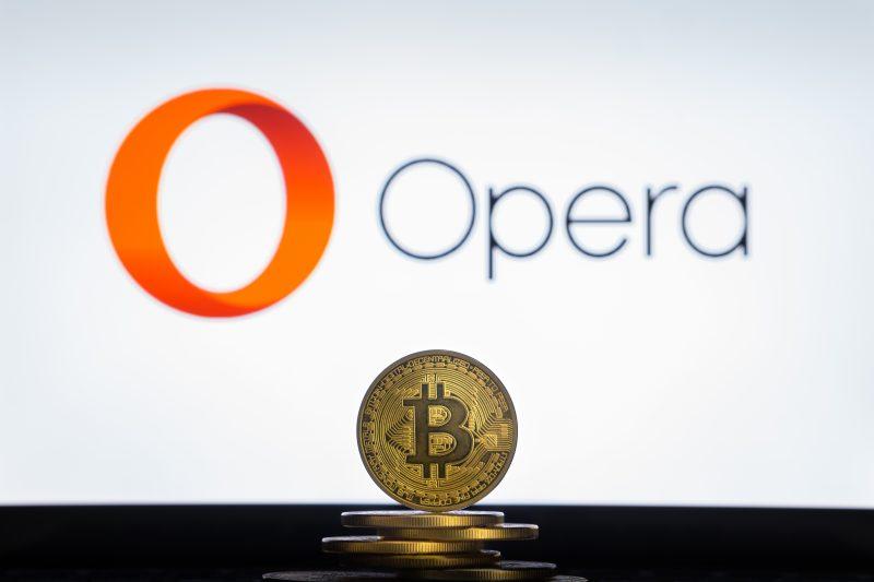 Operaブラウザが暗号資産購入機能をEU他4カ国でリリース