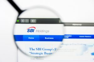 日本の大手金融会社SBIが50%をXRPで保有する暗号資産ファンドを計画
