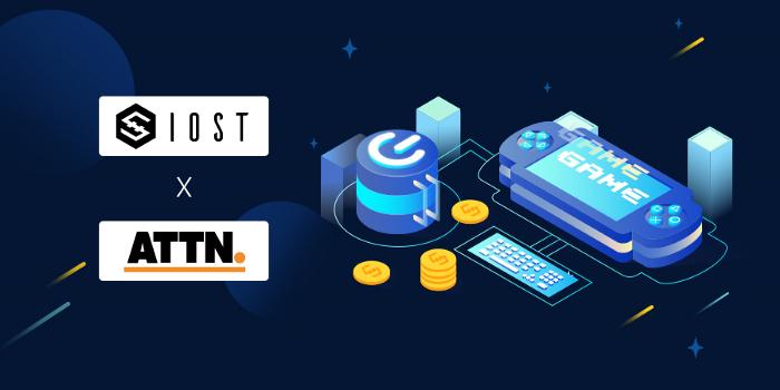 IOSTがブロックチェーン+アジア最大のeスポーツ・アライアンス ATTN に戦略的投資