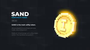 Binance Launchpad第14段プロジェクトはthe SANDBOX の$SAND であると発表