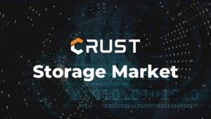 Crust NetworkにてCrust Strage Marketがローンチ、 $CSM の流動性マイニングも可能に、現在エアドロップのキャンペーンも実施中