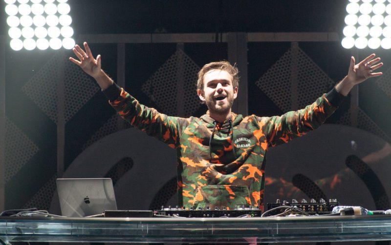 海外NFTマーケットプレイスNifty Gatewayで超人気DJ ZeddのNFTが4月6日にリリース