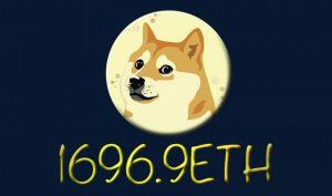 DogeコインのモデルのKabosuちゃんNFTが約4億円で落札