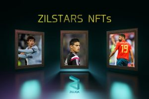 Zilliqaを利用したNFTマーケットプレイス「ZILSTARS」がリリース