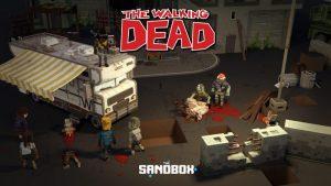 The SandboxとThe Walking Deadがコラボレーションを発表