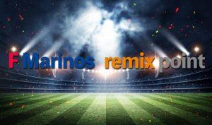 J1プロサッカークラブの横浜F・マリノスがリミックスポイントとトップパートナー契約を締結