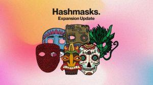 HashmasksがNFT所有者にSNSプロフィールに使えるNFT配布を検討