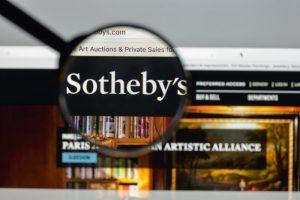 有名オークションハウスのSotheby'sがBorea Ape Yacht Clubのオークションを開催