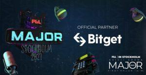 Bitgetが「プロフェッショナル・ゲーマーズ・リーグ メジャー」を公式パートナーとしてスポンサー契約を発表